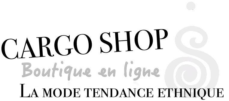 newsletter en ligne cargo shop boutique de v tement ethnique. Black Bedroom Furniture Sets. Home Design Ideas